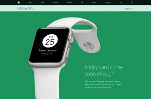 Apple、11月25日に「ブラックフライデーセール」を開催すると発表 ―― 日本での開催は不明