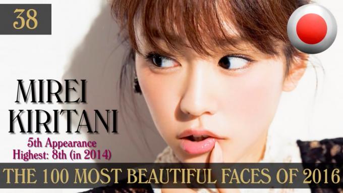 「桐谷美玲 世界ランキング」の画像検索結果