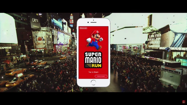 スーパーマリオランがApp Storeで配信開始!