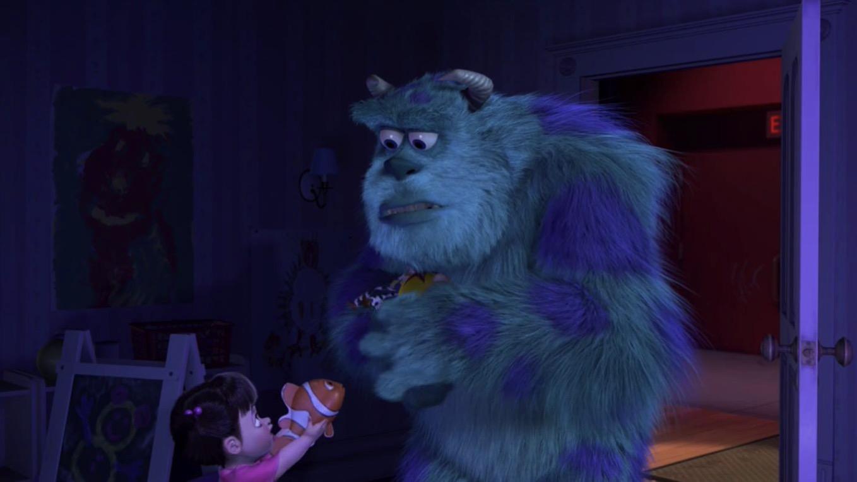 Disney pixar easter eggs 2