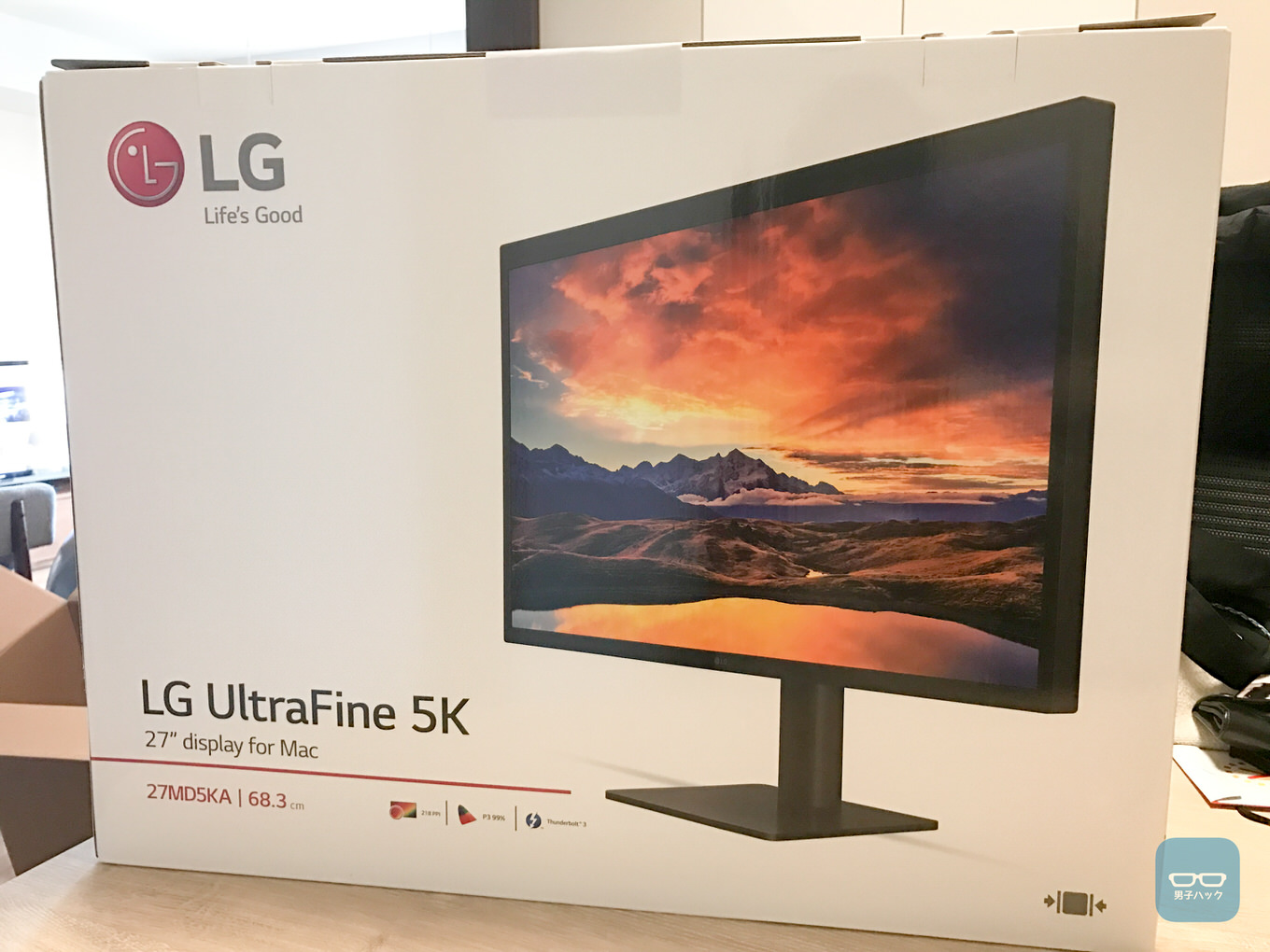 Lg ultrafine 5k display 1