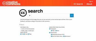 クリエイティブ・コモンズが画像検索サービスを公開 ―― 930万枚以上、商用可・改変可など検索オプションも