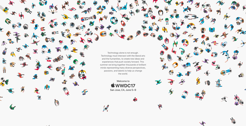 Apple、「WWDC 2017」を6月5日より開催 ―― 次期iOSなどを発表か