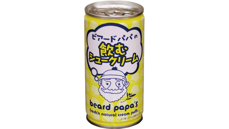 永谷園が「ビアードパパの飲むシュークリーム」を発売、ネットでは「永谷園だったの?」と驚きの声