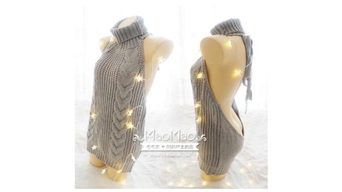 「童貞を殺すセーター(例のセーター)」がヴィレヴァンで販売開始するも即完売、価格は5,000円