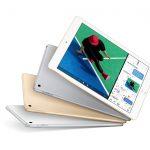 お手頃価格の新型「iPad(9.7インチ)」が登場!37,800円から、3月25日より発売