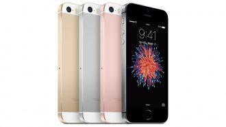 iPhone SE、容量が32GB・128GBと倍に!価格は変わらず44,800円から
