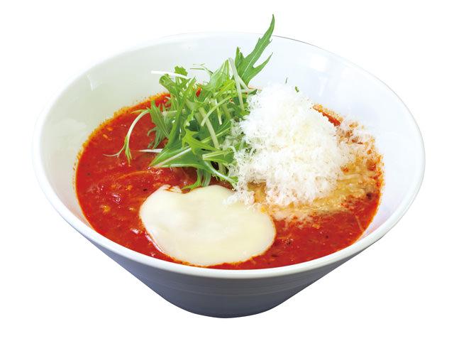 松屋、ラーメン店「トマトの花」を開店 無化調「トマトスープ麺」が主力