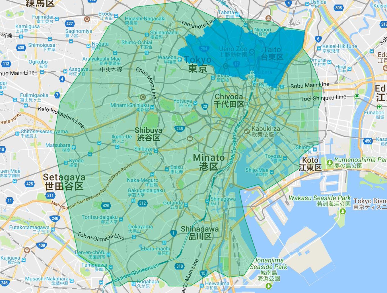 UberEATS-map-Jul