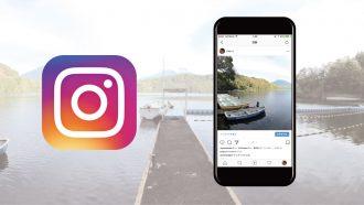Instagramでパノラマ写真をイイ感じに見せる簡単な方法