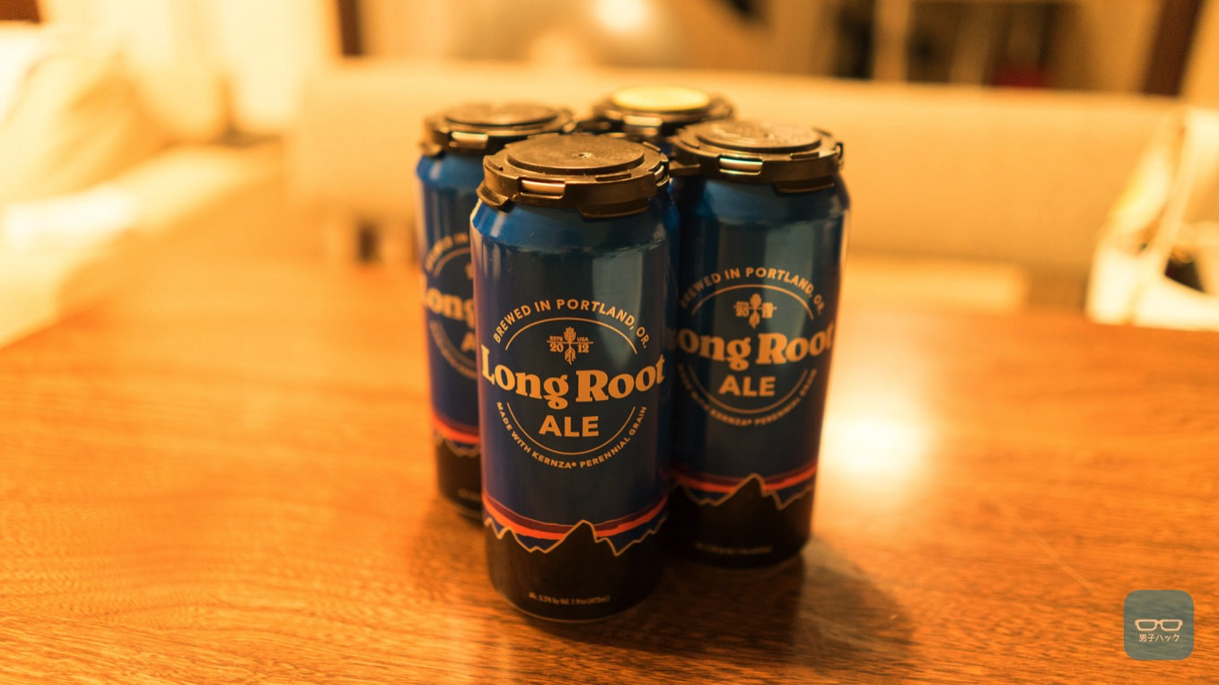 Patagonia Long Root Ale 1