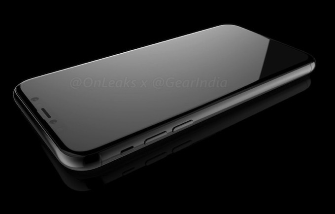 IPhone 8 leaked renders featured