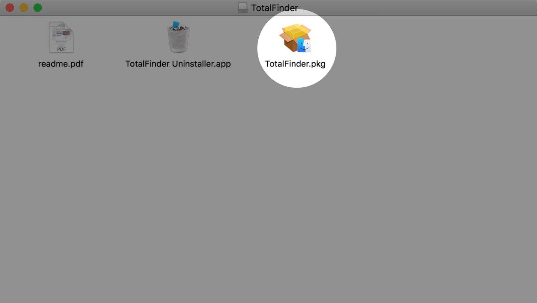 Mac app total finder sip 2