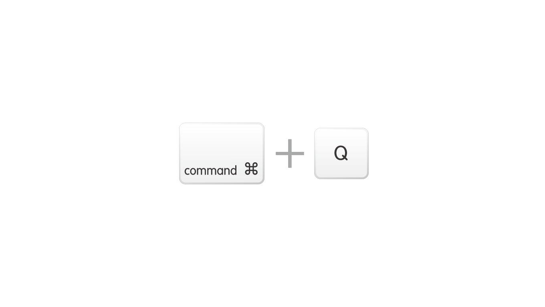 Mac shortcut 1