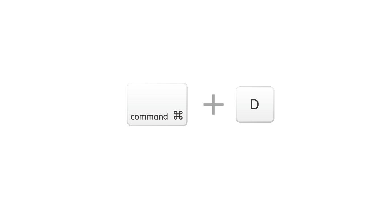 Mac shortcut 13