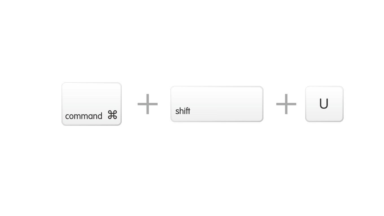 Mac shortcut 19