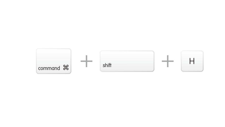 Mac shortcut 20