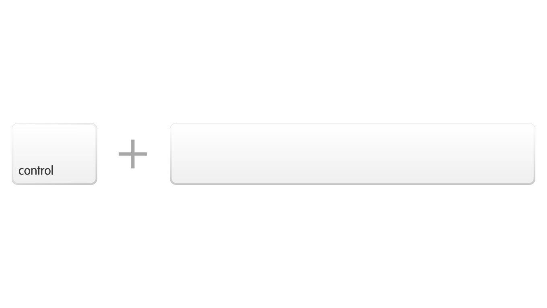 Mac shortcut 37