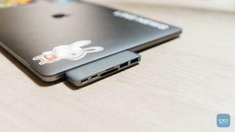 【レビュー】MacBook Proに最適化!コスパ最強のUSB-Cハブ「ALMIGHTY DOCK TB1」