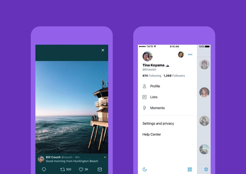 Twitter、公式アプリの大幅リニューアルを発表 ーー ウェブやTweetDeckもアップデート予定