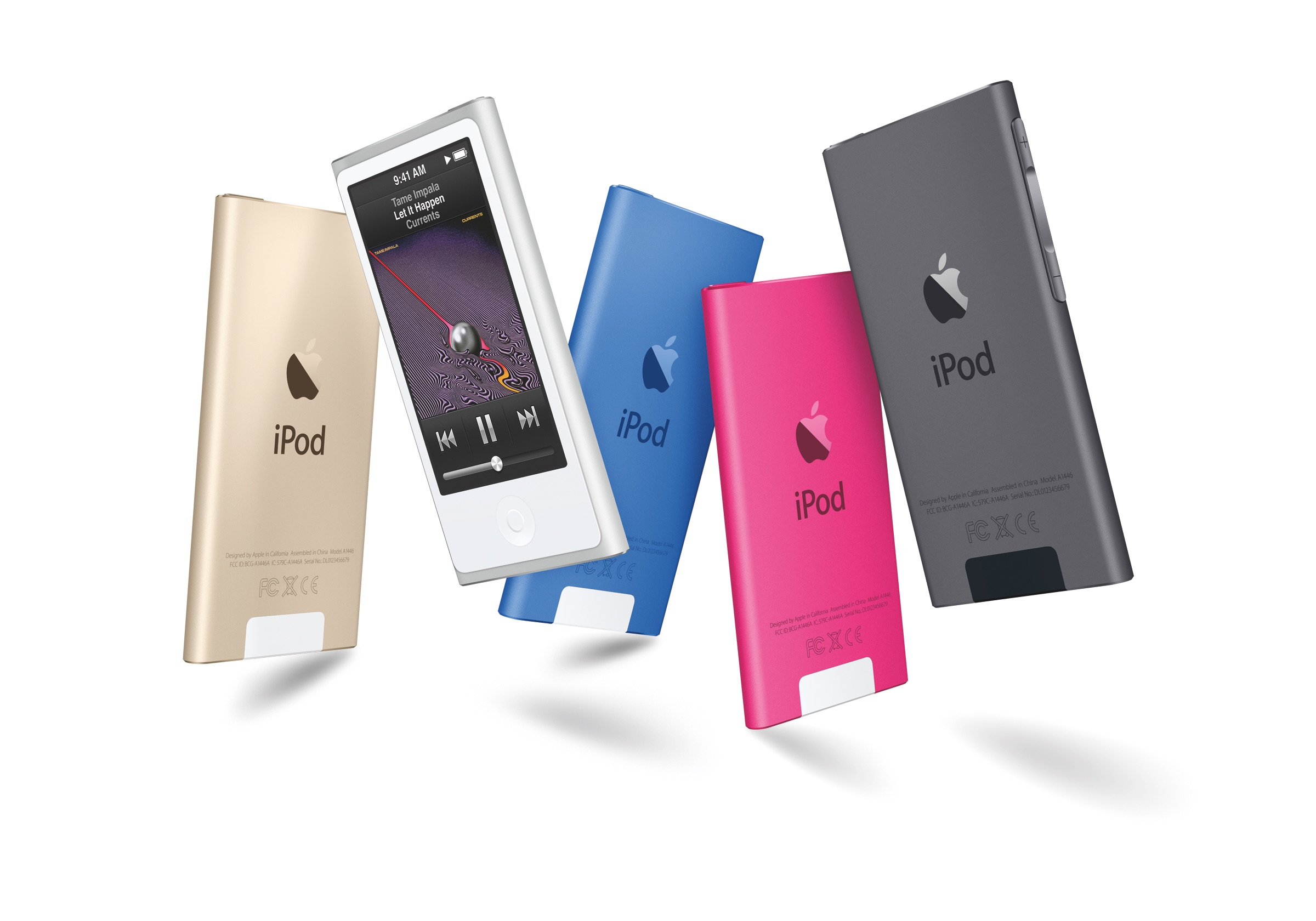 iPodNano-5Color-