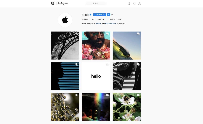 凄すぎ……!! Appleが公式Instagramを開設、iPhoneで撮影された写真をキュレーション