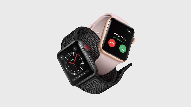 「Apple Watch Series 3」正式発表!9月15日予約開始、22日発売