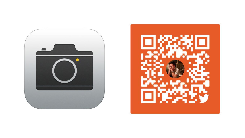 iOS 11はカメラで「QRコード」の読み込みに対応!自動で最適なアプリを開くように