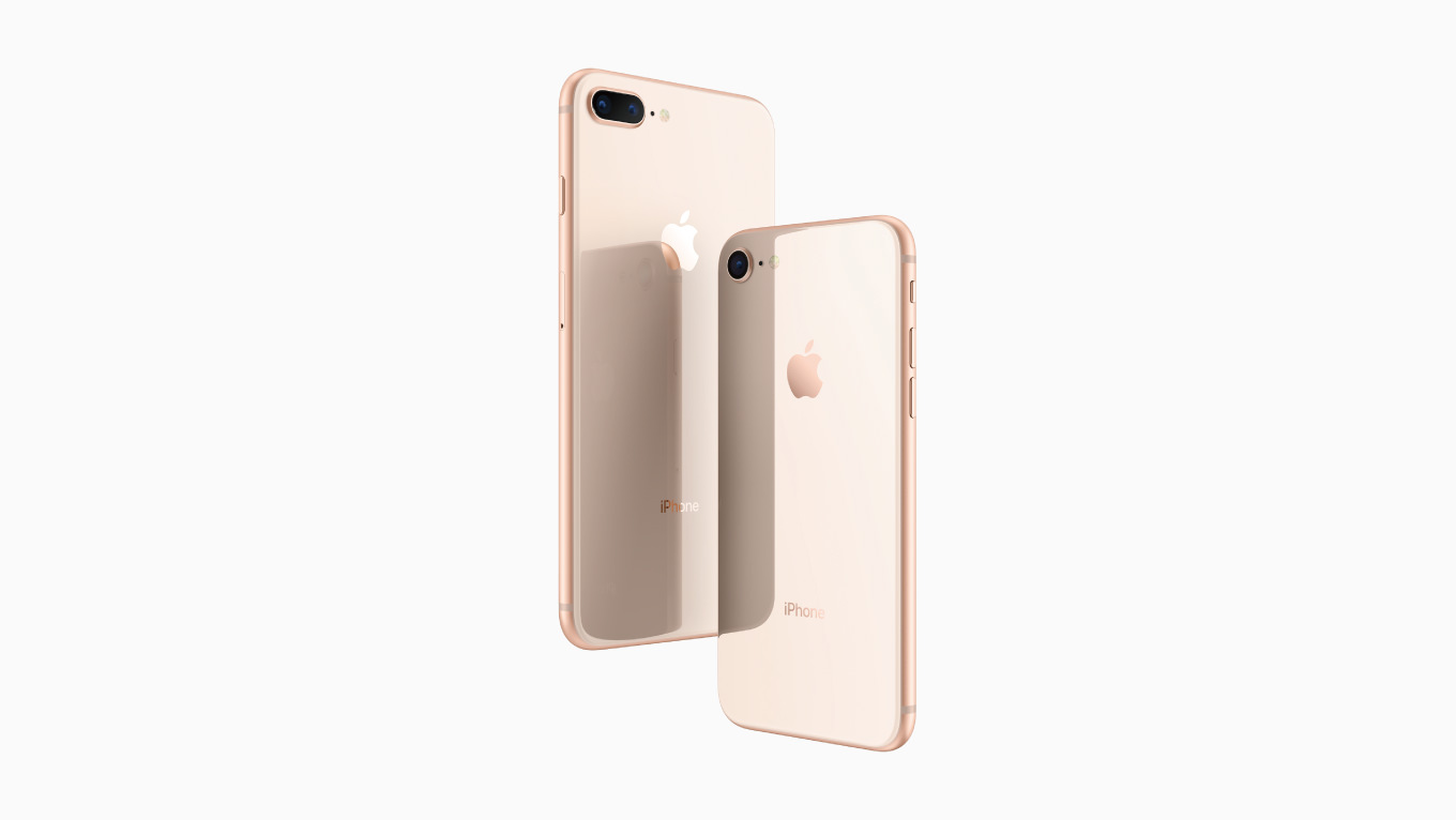 au、「iPhone 8」「iPhone 8 Plus」「Apple Watch Series 3」を15日より予約開始、22日発売