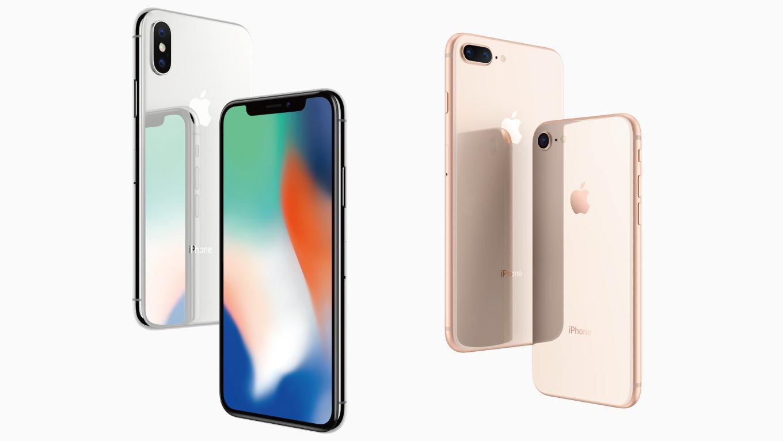 【要点を比較】「iPhone X」「iPhone 8」「iPhone 8 Plus」を旧モデルはどこが違う?