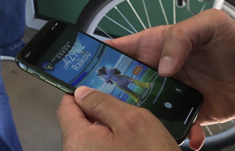 iPhone Xのディスプレイに対応していないアプリの見え方が話題