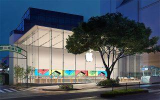 Apple、今後5年で複数のApple Storeをオープン 既存店舗も大幅改装予定