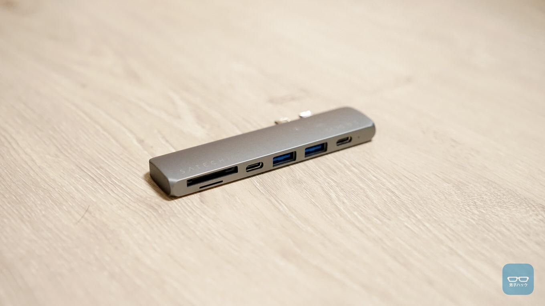 【レビュー】MacBook Proに最強ハブ「Satechi」でトリプルディスプレイ環境が快適過ぎる