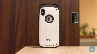【レビュー】iPhone XがG-SHOCKみたいになるタフケース「ROOT」を買ってみた