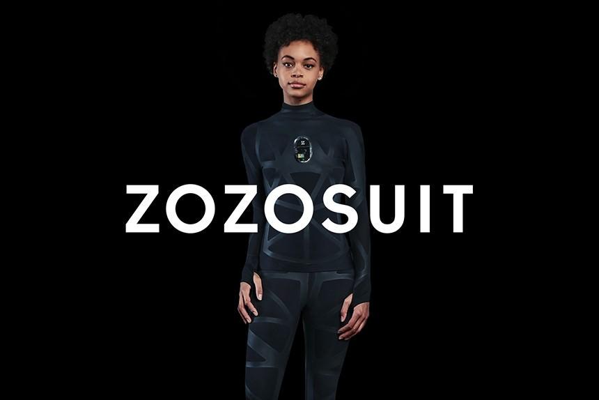 ZOZOTOWN、瞬時に身体を採寸するボディースーツ「ZOZOSUIT」を無料配布