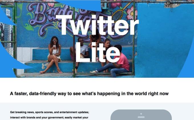 Twitterl-Lite