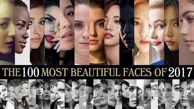【画像】2017年「世界で最も美しい顔100人」発表、TWICE/サナが21 ...