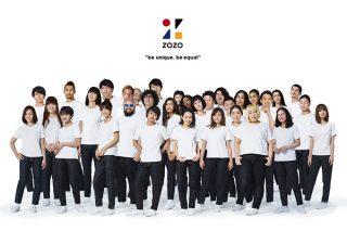 自分の体型にピッタリ合うプライベートブランド「ZOZO」、Tシャツとデニムパンツから販売開始