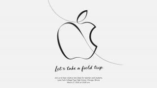 Apple、日本時間3月28日にスペシャルイベントを開催!登場される新商品は?