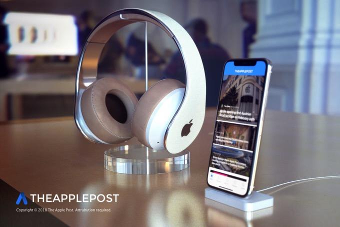 Apple、ハイエンドヘッドホンを年内発売と報道 ノイズキャンセリング機能も搭載か