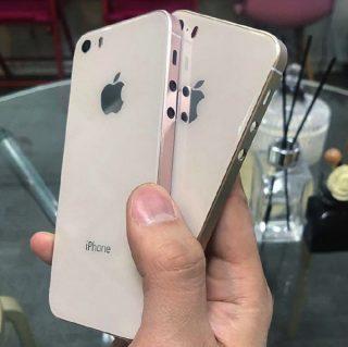 次期「iPhone SE」とされる新たな画像が流出、CADレンダリング画像も