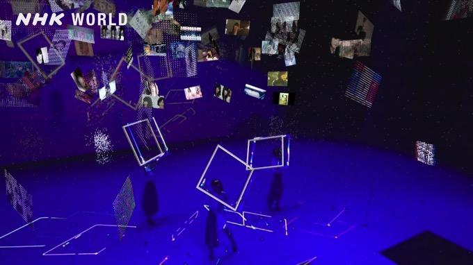 """Perfumeの最新テクノロジー公演「Reframe」で披露された3曲のライブ映像が公開、過去の""""紅白""""ノーカット映像も"""