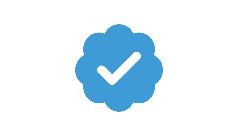Twitterの「認証バッジ」、今後は全ユーザーが取得できるように