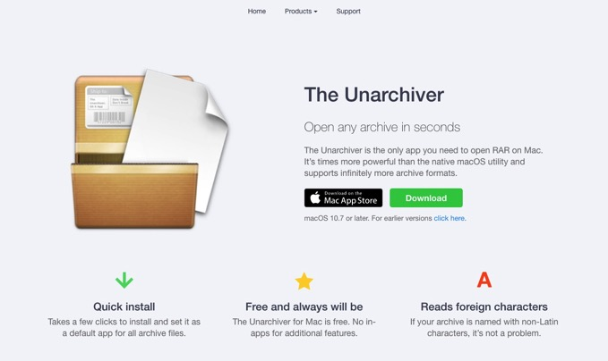 The-Unarchiver
