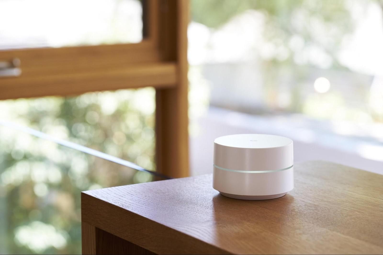 「Google Wifi」4月26日より発売開始、価格は15,000円