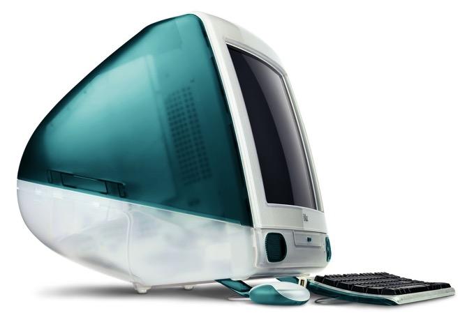 初代iMacの登場から20年、故ジョブズ氏の映像を公開 世界中から祝福のツイート