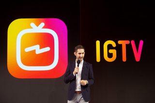 Instagram、新しい動画アプリ「IGTV」を公開 縦型動画を最長60分まで投稿可能