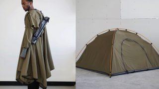 野外フェスでも大活躍の予感?「着るテント」が予約販売が開始