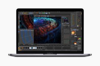 「MacBook Pro」も隠れてアップデート!上位GPU「Radeon Pro Vega」をオプションで選択可能に