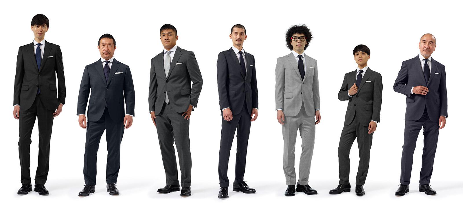 ZOZO、完全オーダーメイドの「ビジネススーツ」を販売開始 お試しセット価格24,800円